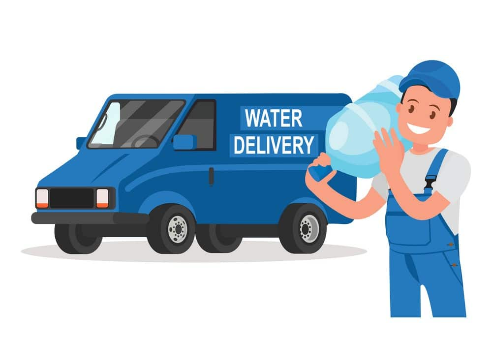 Glacial Home Water Deliver in Lahore